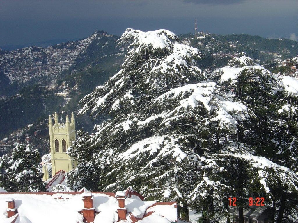 Shimla_snow